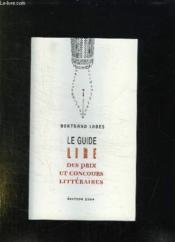 Guide Lire Prix Conc Litt 4ed - Couverture - Format classique