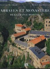 Abbayes Et Monasteres - Couverture - Format classique