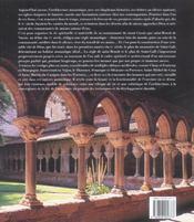 Abbayes Et Monasteres - 4ème de couverture - Format classique