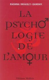 La psychologie de l'amour - Intérieur - Format classique