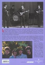 Les Beatles Et La France Sont Des Mots Qui Vont Tres Bien Ensemble - 4ème de couverture - Format classique