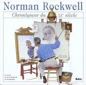 Norman rockwell, chroniqueur du xx siecle - Intérieur - Format classique