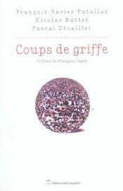 Coups De Griffe - Intérieur - Format classique