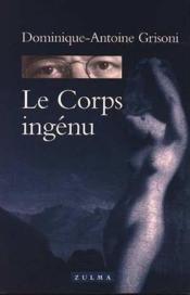 Le Corps Ingenu - Couverture - Format classique