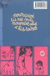 Armelle Et L'Oiseau T01 - 4ème de couverture - Format classique