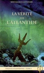 La verite sur l atlantide - Couverture - Format classique