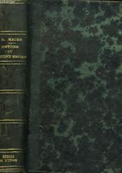 Histoire Du Second Empire - Couverture - Format classique