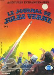 Le Journal De Jules Verne - N°6 - Couverture - Format classique