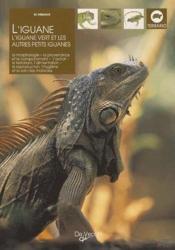 L'iguane - Couverture - Format classique