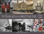 Voyages En Bretagne - 1900-2000 - Couverture - Format classique