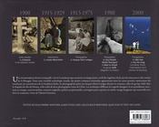 Voyages En Bretagne - 1900-2000 - 4ème de couverture - Format classique