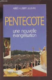 Pentecote Hubert Lelievre - Couverture - Format classique