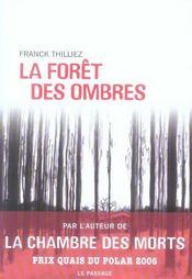 La forêt des ombres - Intérieur - Format classique
