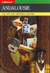 Revue Monde N.38 ; Andalousie ; 929. 1492. 1992. Mémoires D'Avenir - Intérieur - Format classique