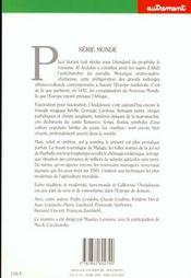 Revue Monde N.38 ; Andalousie ; 929. 1492. 1992. Mémoires D'Avenir - 4ème de couverture - Format classique