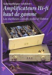 Amplificateur hi-fi - Intérieur - Format classique