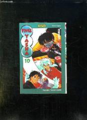 Inu-Yasha T10 - Couverture - Format classique