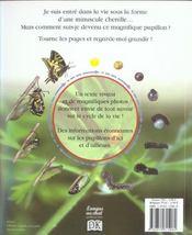 Papillon - 4ème de couverture - Format classique