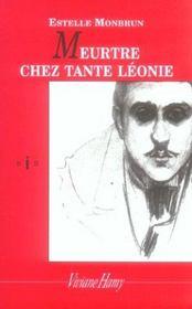 Meurtre Chez Tante Leonie - Intérieur - Format classique