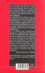 Meurtre Chez Tante Leonie - 4ème de couverture - Format classique