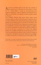 Tribus Contemporaines ; Explorations Exotiques Des Artistes D'Orient - 4ème de couverture - Format classique