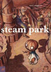 Steam park - Couverture - Format classique