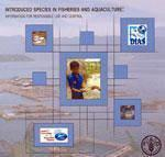Introduced species in fisheries & aquaculture : information for responsible use & control, cd-rom - Couverture - Format classique