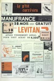 P'Tit Correzien (Le) N°8 du 01/07/1978 - Couverture - Format classique