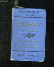 GUIDE PRATIQUE CONTY SUISSE TOME 1. 12em EDITION. - Couverture - Format classique