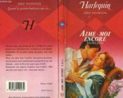 Aime Moi Encore - Love'S Encore - Couverture - Format classique