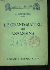 Le Grand Maitre Des Assassins. - Couverture - Format classique