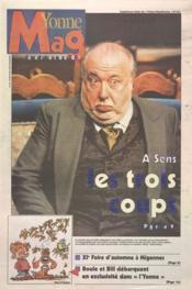 Yonn Mag N°784 du 06/10/2001 - Couverture - Format classique