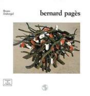 Bernard Pages - Couverture - Format classique