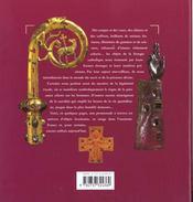 Les objets du sacre - 4ème de couverture - Format classique