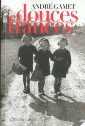 Douces Frances 1935-2000 - Intérieur - Format classique
