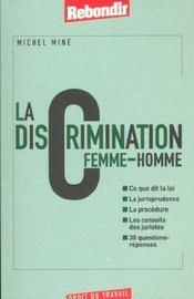 Discrimination Homme-Femme - Intérieur - Format classique