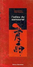 L'adieu du samouraï - Couverture - Format classique