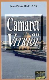 Camaret Au Vitriol - Couverture - Format classique