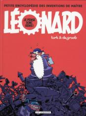 Leonard ; compilation t.1 ; j'invente donc genie !