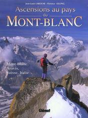 Ascensions Au Pays Du Mont-Blanc - Intérieur - Format classique