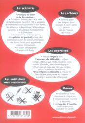 Aux armes citoyens ; testez et révisez vos connaissances sur la Révolution française - 4ème de couverture - Format classique