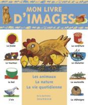 Mon Livre D'Images - Couverture - Format classique
