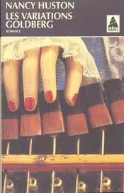Les Variations Goldberg Babel 101 - Intérieur - Format classique