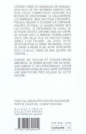 Loin Des Yeux - Rn N 436 - 4ème de couverture - Format classique