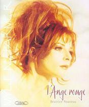 Mylène Farmer. L'Ange Rouge - Intérieur - Format classique