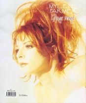 Mylène Farmer. L'Ange Rouge - 4ème de couverture - Format classique