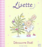 Lisette Choupinette Découvre Noël - Intérieur - Format classique