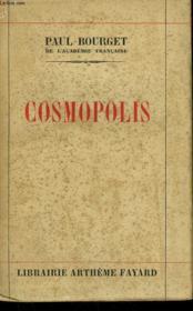Cosmopolis. - Couverture - Format classique