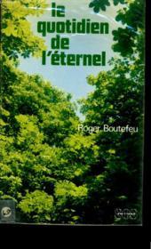 Le Quotidien De L'Eternel. - Couverture - Format classique