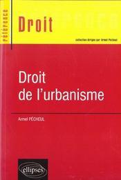 Droit De L'Urbanisme - Intérieur - Format classique